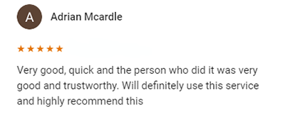 Review - Adrian M