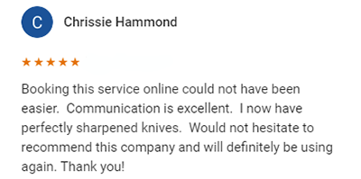 Review Chrissie H