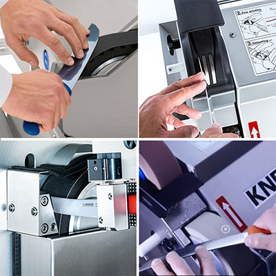 Knife Precision Sharpening Service London